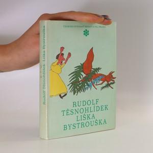 náhled knihy - Liška Bystrouška