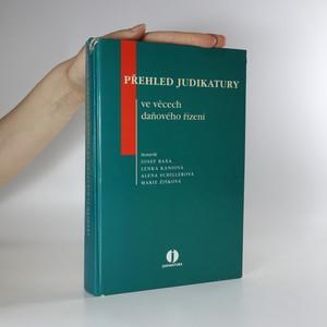náhled knihy - Přehled judikatury ve věcech civilního řízení s mezinárodním prvkem