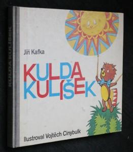 náhled knihy - Kulda Kulíšek