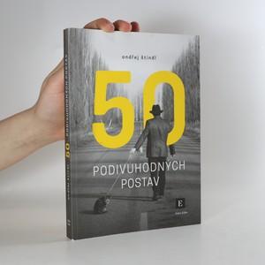 náhled knihy - 50 podivuhodných postav