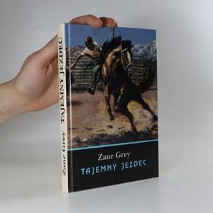 náhled knihy - Tajemný jezdec