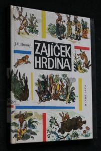 náhled knihy - Zajíček hrdina