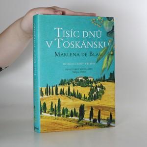 náhled knihy - Tisíc dnů v Toskánsku