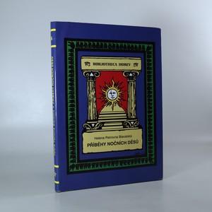 náhled knihy - Příběhy nočních děsů