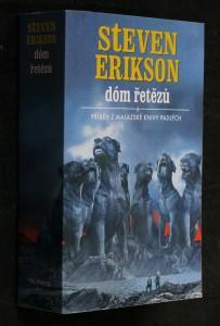 náhled knihy - Dóm řetězů : příběh z malazské Knihy Padlých