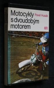 náhled knihy - Motocykly s dvoudobým motorem