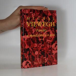 náhled knihy - Povídky o manželství a o sexu (podpis autora)