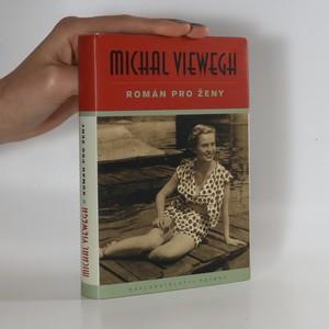 náhled knihy - Román pro ženy (s podpisem a věnováním autora)