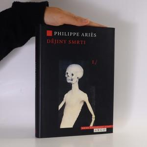 náhled knihy - Dějiny smrti. I. díl