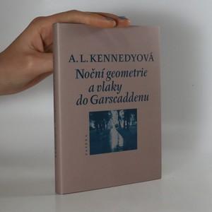 náhled knihy - Noční geometrie a vlaky do Garscaddenu