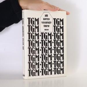 náhled knihy - Masarykuv triumf