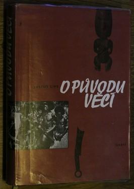 náhled knihy - O původu věcí
