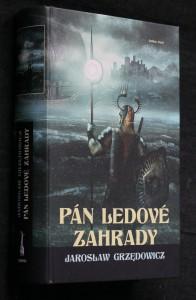 náhled knihy - Pán ledové zahrady, kniha třetí