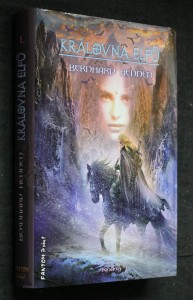 náhled knihy - Královna elfů, kniha I.
