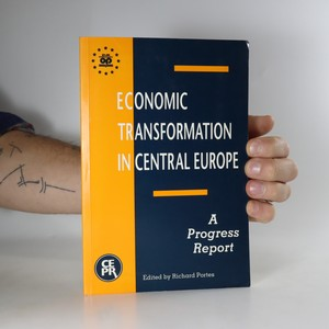 náhled knihy - Economic transformation in Central Europe