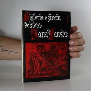 náhled knihy - Historia o životu doktora Jana Fausta