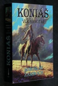 náhled knihy - Koniáš : vlk samotář