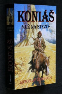 náhled knihy - Koniáš : muž na stezce