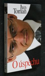 náhled knihy - O úspěchu
