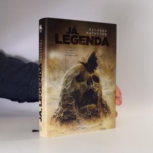 náhled knihy - Já, legenda