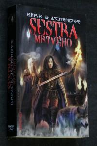 náhled knihy - Sestra mrtvého
