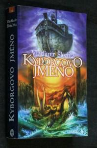 náhled knihy - Kyborgovo jméno