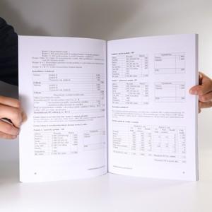 antikvární kniha Harmonizace účetnictví (sylabus přednášek), 2007