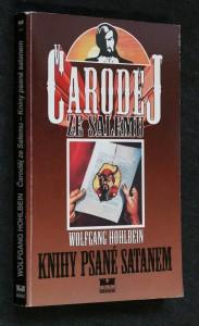 náhled knihy - Čaroděj ze Salemu. Kniha třetí, Knihy psané satanem