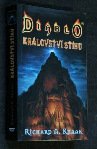 náhled knihy - Diablo. Království stínu