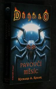 náhled knihy - Diablo. Pavoučí měsíc