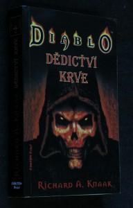 náhled knihy - Diablo. Dědictví krve