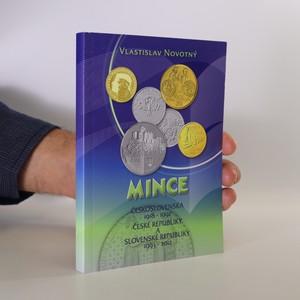 náhled knihy - Mince Československa 1918-1992, České republiky a Slovenské republiky 1993-2012