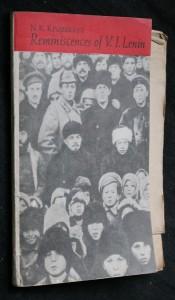 náhled knihy - Reminiscences of V.I. Lenin