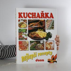 náhled knihy - Kuchařka. Nejlepší recepty