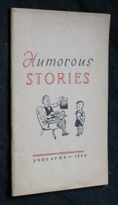 náhled knihy - Humorous stories