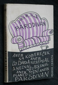 náhled knihy - Parodivan