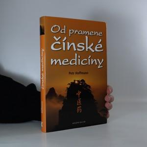 náhled knihy - Od pramene čínské medicíny (obsahuje CD)