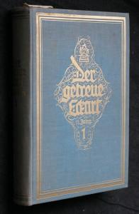 náhled knihy - Der getreue Eckart