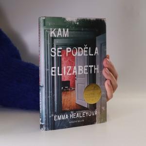 náhled knihy - Kam se poděla Elizabeth