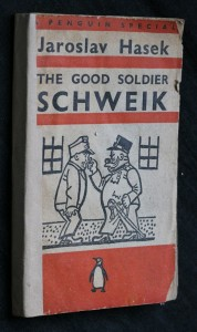 náhled knihy - The good soldier Schweik
