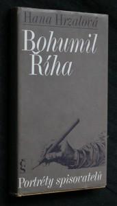 náhled knihy - Bohumil Říha
