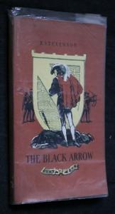 náhled knihy - The black arrow