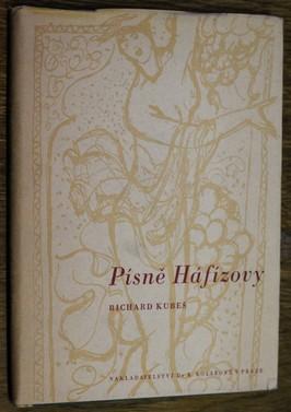 náhled knihy - Písně Háfízovy : Parafráze perské poesie Mohameda Šems-ed-dína