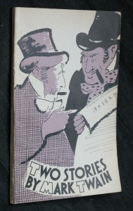 náhled knihy - Two stories. Dvě povídky