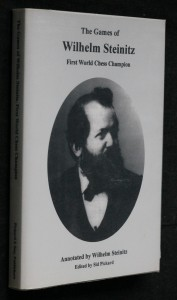 náhled knihy - The games of Wilhelm Steinitz. First World Chess Champion