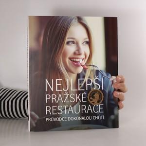 náhled knihy - Nejlepší pražské restaurace. Průvodce dokonalou chutí