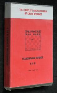 náhled knihy - Scandinavian defence B 01 II.