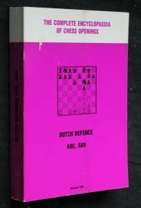 náhled knihy - Dutch defence A88, A89