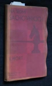 náhled knihy - Na sedmi šachovnicích : 3. MSA mistrovství spřátelených armád v šachu, Praha 1966