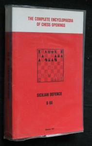 náhled knihy - Sicilian defence B 66